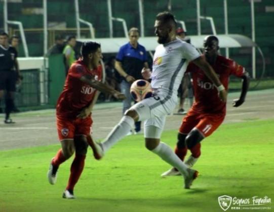 Royal Pari: 4º colocado do Campeonato Boliviano - Entra na primeira fase do torneio.