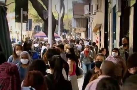 Lojistas pedem para MPMG mantér comércio aberto em BH