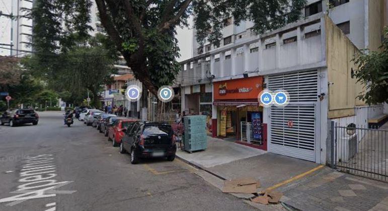 Dois forma presos após assalto a mercado na rua Apeninos