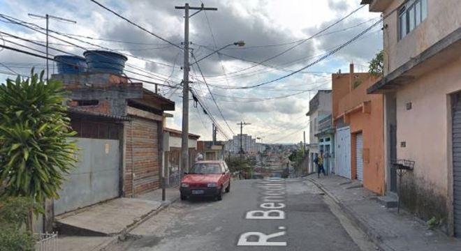 Acidente ocorreu no bairro da Vila Creti, em Carapicuíba