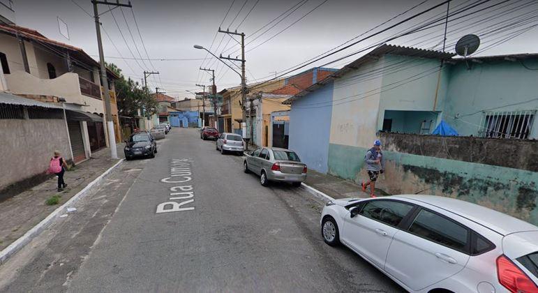 Caso aconteceu em uma casa na rua  Cumaru, em São Miguel Paulista