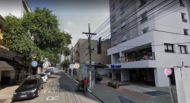 Rua Frei Caneca