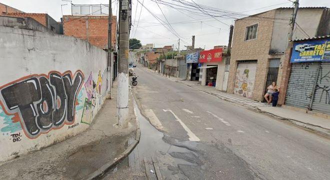 Perseguição ocorreu no bairro Jardim Lageado, na zona leste de SP
