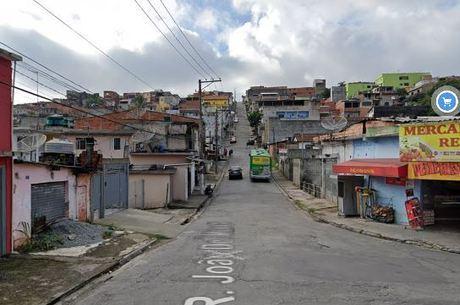 Rua João Del Moura, em Jandira, região metropolitana de São Paulo