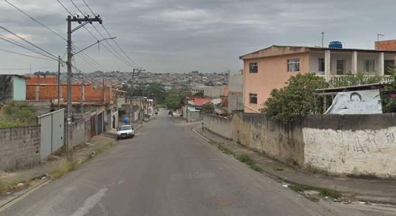 Abordagem aconteceu na rua João Paulo, em Itaquaquecetuba
