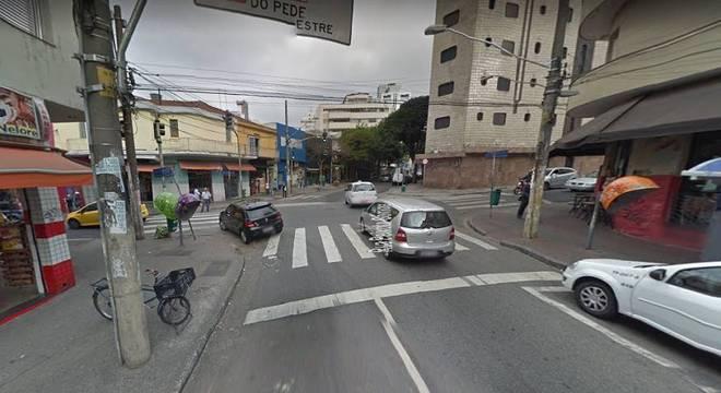 Crime ocorreu na rua Peixoto Gomide, no centro de São Paulo