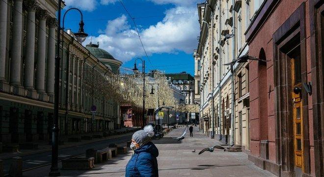 Acredita-se que o coronavírus deixará cerca de 8 milhões de russos desempregados