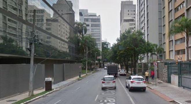 Prédio fica localizado na rua São Carlos do Pinhal, perto da Avenida Paulista