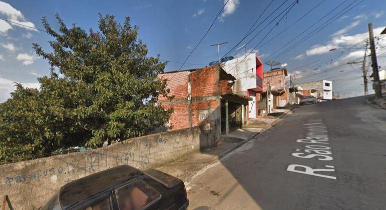 Acidente aconteceu na rua São Raimundo Nonato