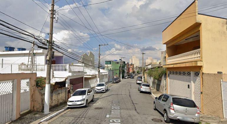 Suspeito foi encontrado na rua Tiro ao Pombo, na Brasilândia, zona norte de SP