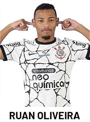 Ruan Oliveira - meia - 300 mil euros (R$ 1,9 milhão na cotação atual)