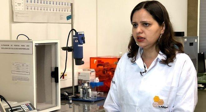 'Reaproveitar o que seria descartado é sustentável e ainda deve baratear a produção', diz pesquisadora Rubia Gouveia