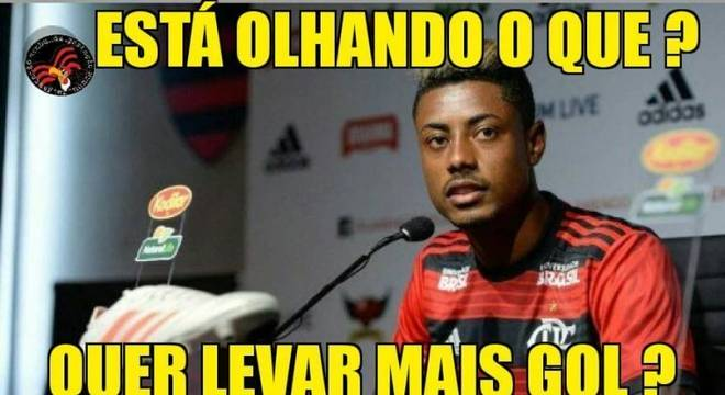 Não Teve Pena Veja Os Memes Da Vitória Do Flamengo Sobre O