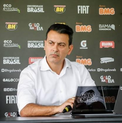 Rui Costa - Foi demitido pelo Atlético-MG em março e está disponível no mercado. Tem experiência no cargo de diretor de futebol