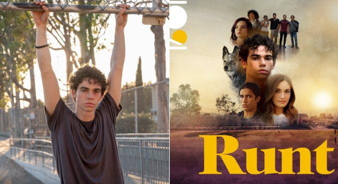 'Runt' foi o último trabalho protagonizado por Cameron antes de morrer