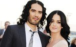 Russel Brand e Katy Perry