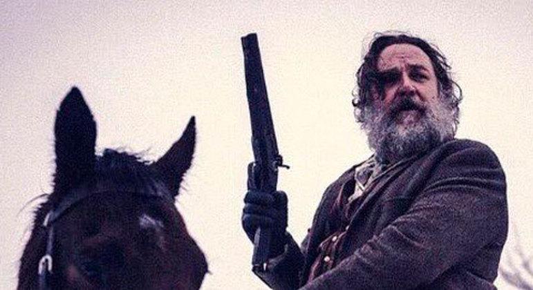 Russel Crowe - ator neozelandês