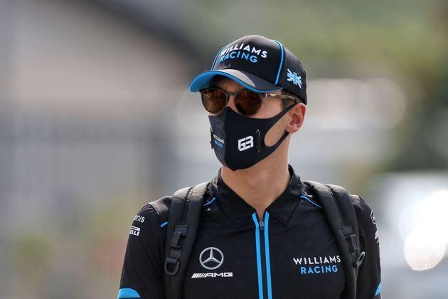 Russell somou pontos com a Mercedes no GP de Sakhir.