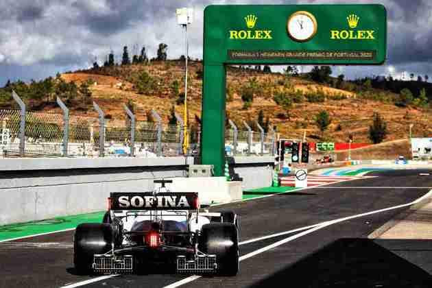Russell testou novidades no carro durante o TL1 desta sexta-feira