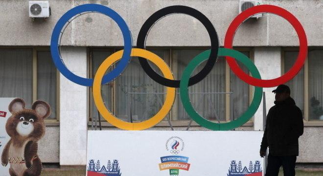Rússia está fora do esporte por quatro anos