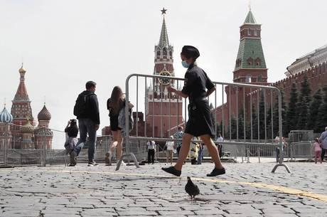 Rússia passa da marca de 15 mil mortos