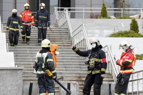 Incêndios com ventiladores deixaram 6 mortos na Rússia