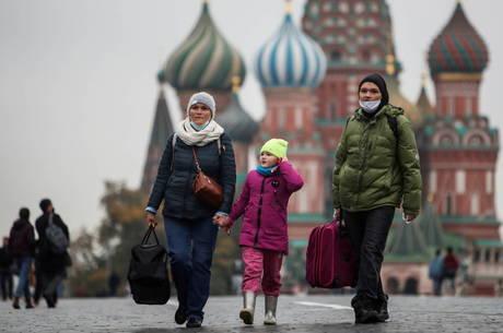 Rússia tem mais de 16 mil casos de covid-19