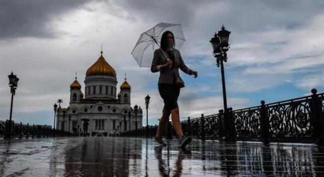 A capital, Moscou, é epicentro da doença no país