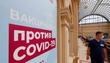 Cidades russas registram recordes de mortes diárias por covid-19