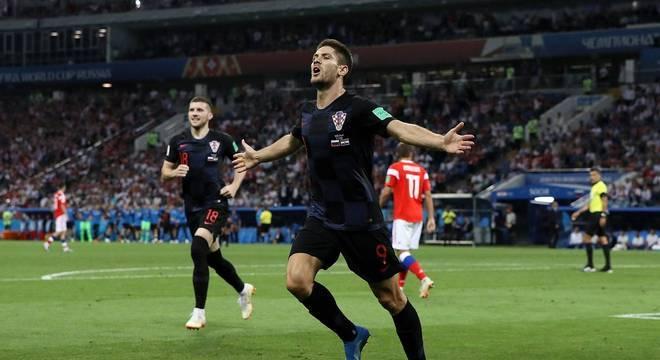 Croácia está classificada e enfrenta a França na quarta-feira (11)