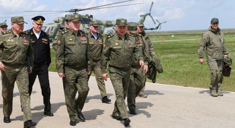 Presença de tropas russas aumentou tensão na região