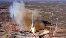 Rússia envia equipe para rodar primeiro filme no espaço