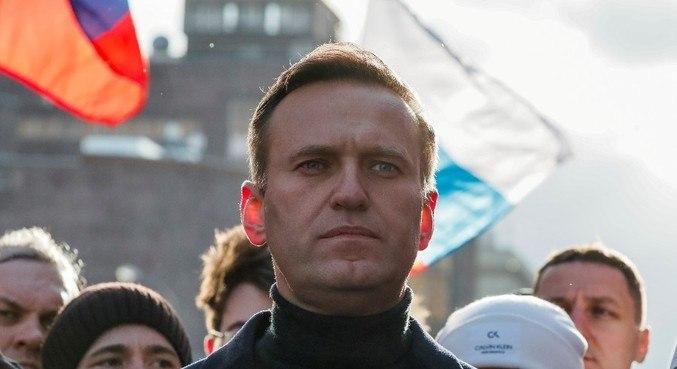 Navalny foi condenado em um processo que ele diz ter sido político