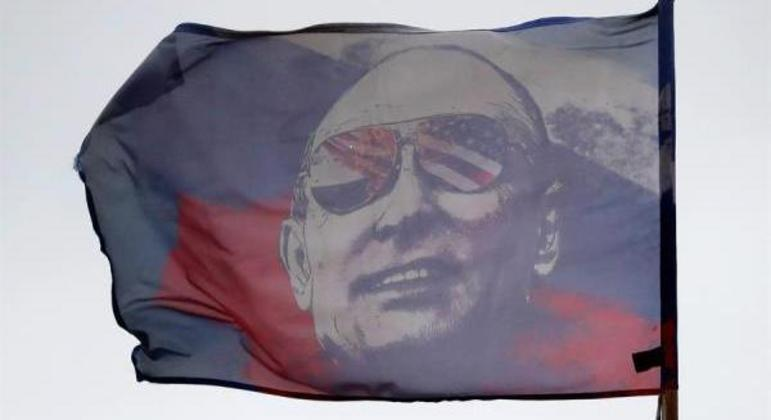 Putin acumula 20 anos na presidência