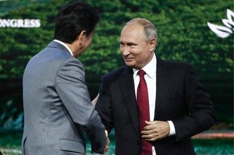 Putin disse que 'não estava brincando' sobre acordo