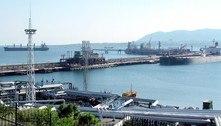 Rússia sofre com grande vazamento de óleo no Mar Negro