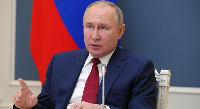 Putin e Biden tiveram sua primeira conversa na terça-feira