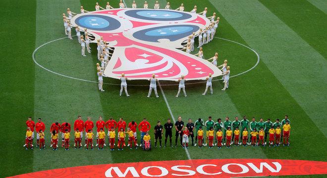 Rússia vê Estádio Luzhniki, em Moscou, como grande trunfo para sua seleção