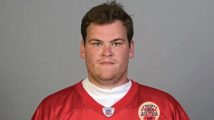 Ryan O'Callaghan (2006-2011): Offensive lineman com passagem por Patriots e Chiefs.