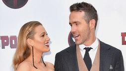 Ryan Reynolds revela que Blake Lively o incentivou a aceitar papel de Deadpool ()