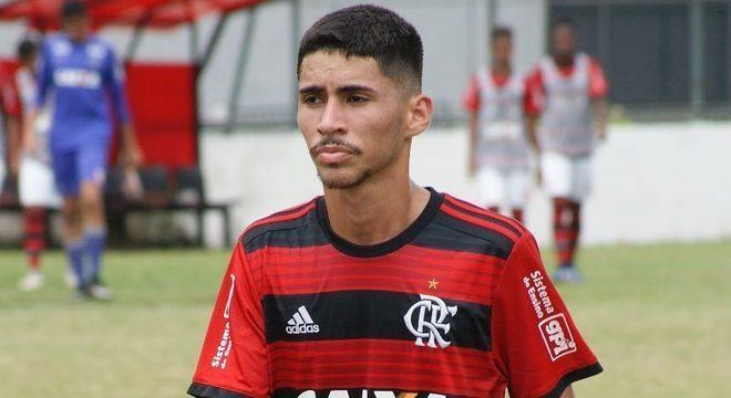 Tranquilo e amigo de todos, Rykelmo estava no Flamengo havia quatro anos