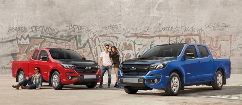 Colorado RS, ou S10 RS lançada na Tailândia e que cairia bem no mercado brasileiro