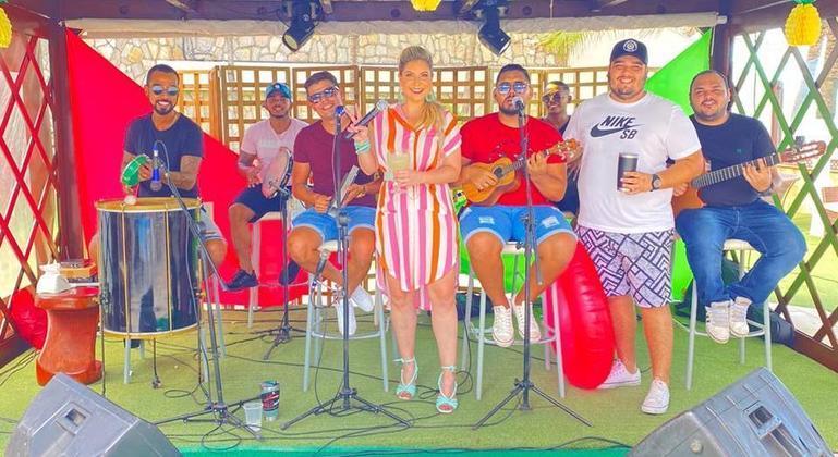 Divulgação TV Tropical