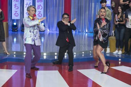 Yoshi, Mr. Fu e Sabrina Sato no 'Made in Japan'