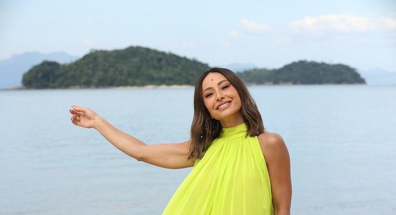 "Sabrina Sato estreia segunda-feira o reality ""Ilha Record"""