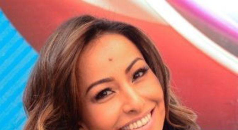 Sabrina Sato. Foto: Divulgação/Record TV