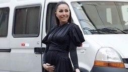 Veja quem são as grávidas famosas que estão bombando nas redes sociais ()
