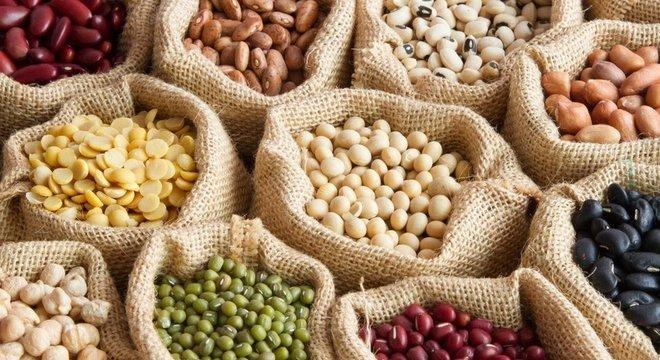 A dieta vegana é considerada uma das mais saudáveis porque inclui muitas leguminosas, além de frutas e vegetais