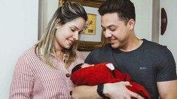 Nova imagem do bebê de Wesley Safadão gera polêmica. Entenda o caso ()