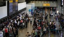 Covid: Com alta de casos, Guarulhos (SP) pede fechamento de aeroporto
